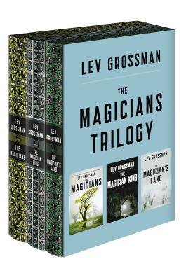 The Magicians Trilogy Boxed Set: The Magicians; The Magician King; The Magician's Land, Grossman, Lev