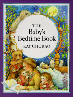 The Baby's Bedtime Book (Action Packs)