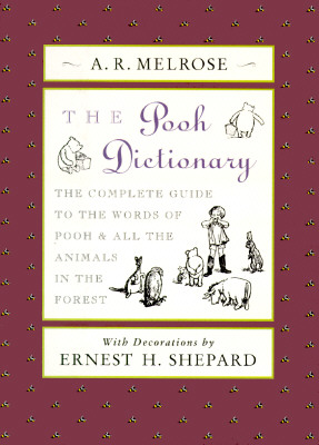 Image for POOH DICTIONARY