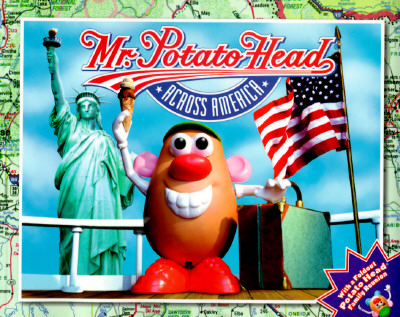 Image for Mr Patato Head Across America