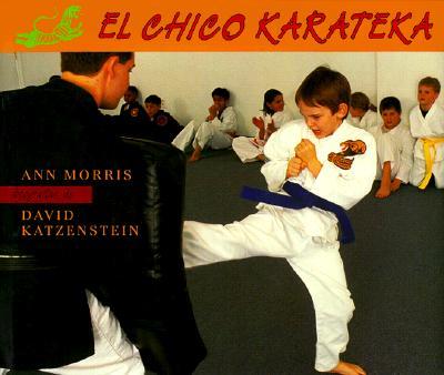 Image for El Chico Karateka, by Morris, Ann