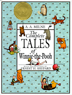 COMPLETE TALES AND POEMS OF WINNIE-THE-POOH, MILNE, A.A.