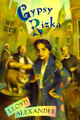 Image for THE GYPSY RIZKA