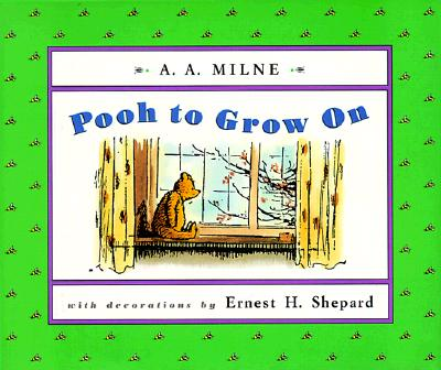 Image for Pooh to Grow On (Winnie-the-Pooh)