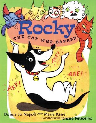 Image for Rocky: The Cat Who Barks