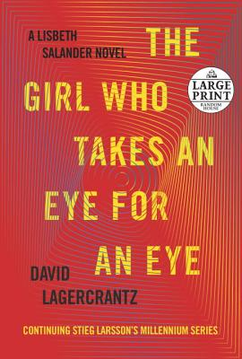 Image for Girl Who Takes an Eye for an Eye: