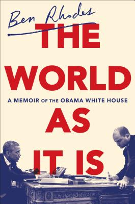 Image for The World as It Is: A Memoir of the Obama White House