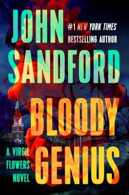 Image for Bloody Genius (A Virgil Flowers Novel)