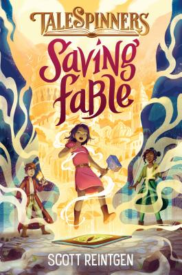 Image for TALESPINNERS: SAVING FABLE (NO 1)