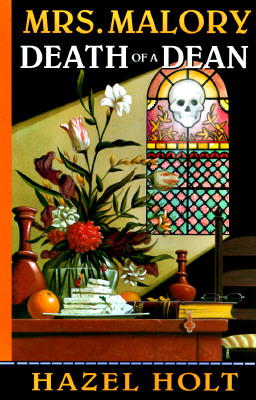 Image for Mrs. Malory: Death of a Dean (Mrs. Malory Mystery)