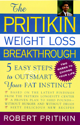 Image for PRITIKIN WEIGHT LOSS BREAKTHROUGH