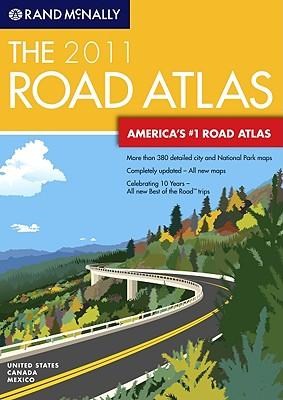 Image for Rand McNally 2011 Road Atlas: United States, Canada, and Mexico (Rand Mcnally Road Atlas: United States, Canada, Mexico)