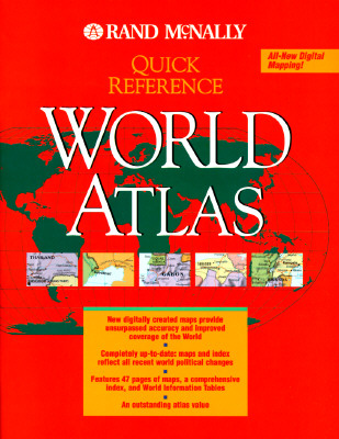 Image for Rand McNally Quick Reference World Atlas (World Atlas / Quick Reference)