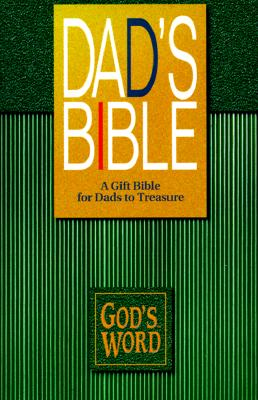 Image for Dad's Bible: God's Word / Hunter Green Imitation Leather (God's Word Series)