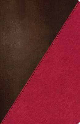 "Image for ""NKJV Study Bible, 2nd Edition (2783B - Rich RaspberryRich Mahogany Leathersoft)"""