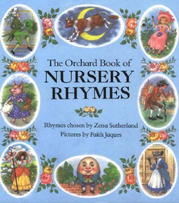 Image for Orchard Book of Nursery Rhymes
