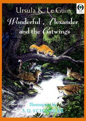 Image for Wonderful Alexander and the Catwings (Orchard Paperbacks)