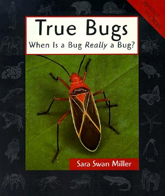 True Bugs: When Is a Bug Really a Bug? (Animals in Order), Miller, Sara Swan