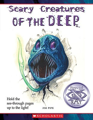 Image for Scary Creatures of the Deep