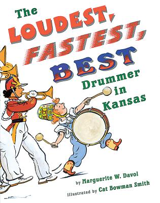Image for The Loudest, Fastest, Best Drummer in Kansas