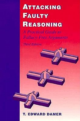 Image for Attacking Faulty Reasoning (Philosophy)