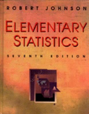 Image for Elementary Statistics
