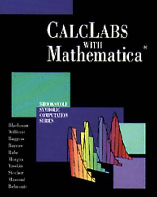 Image for CalcLabs with Mathematica (Brooks/Cole Symbolic Computation Series)
