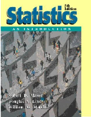 Image for Statistics: An Introduction