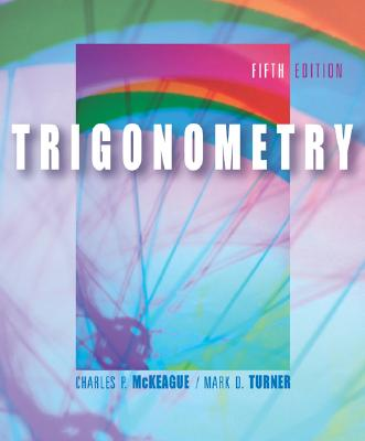 Image for Trigonometry (with CD-ROM, BCA/iLrn(TM) Tutorial, Personal Tutor, and InfoTrac)