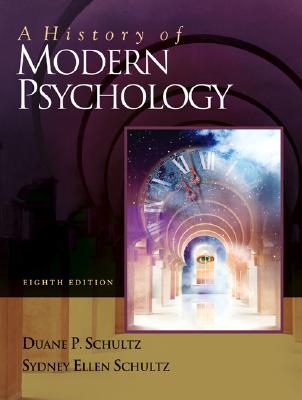 Image for A History of Modern Psychology (with InfoTrac)
