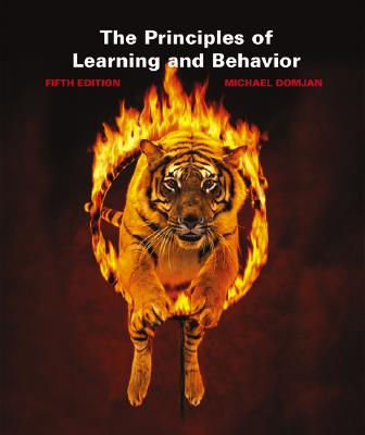 Image for The Principles of Learning and Behavior