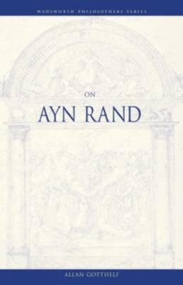Image for ON AYN RAND