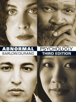 Image for Abnormal Psychology: An Integrative Approach (with InfoTrac and CD-ROM)