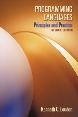 Image for Programming Languages: Principles and Practice