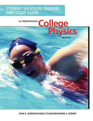 Image for College Physics: Student Solution Manual And Study Guide (Vol. 2, 7th edition)