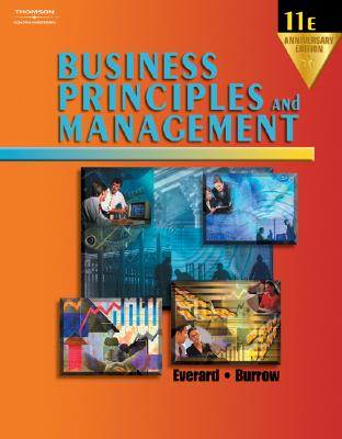 Image for Business Principles and Management : James L. Burrow (Hardcover, 2003)