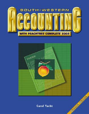 Image for South-Western Accounting with Peachtree Complete  2003