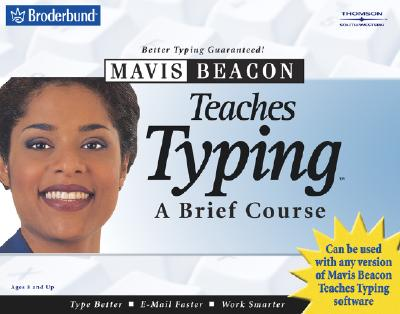 Image for Mavis Beacon Teaches Typing: A Brief Course