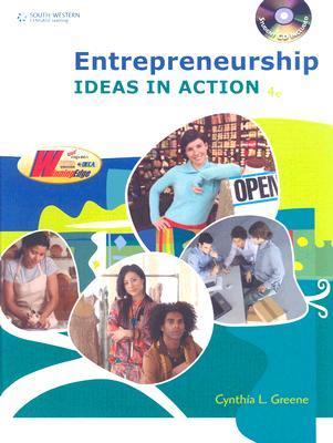 Image for Entrepreneurship  Ideas in Action