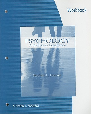 Image for Student Workbook for Franzoi's Psychology: A Discovery Experience 1st Edition
