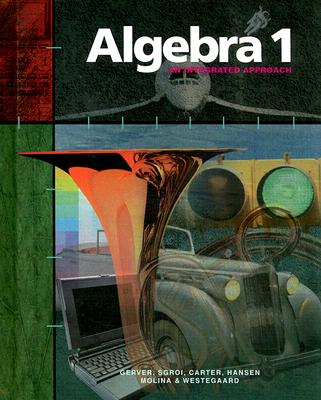 Image for South-Western Algebra 1: An Integrated Approach, Student Edition
