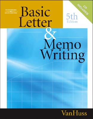 Image for Basic Letter and Memo Writing
