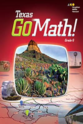 Image for Go Math: Student Interactive Worktext Grade 6 2015