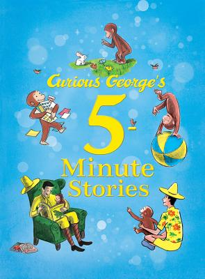 Image for Curious George's 5-Minute Stories