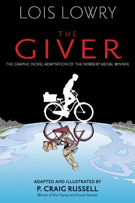 Image for The Giver (Graphic Novel) (Giver Quartet)