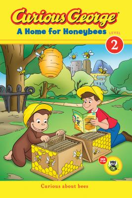 "Curious George A Home for Honeybees (CGTV Early Reader), ""Rey, H. A."""
