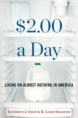 Image for $2.00 A DAY LIVING ON ALMOST NOTHING IN AMERICA