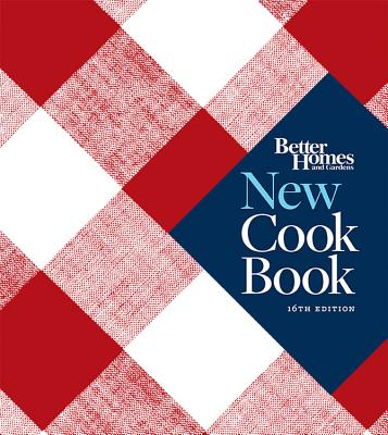 Image for Better Homes and Gardens: New Cook Book, 16th Edition