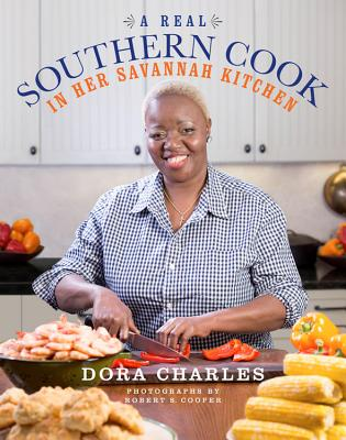 Image for A Real Southern Cook: In Her Savannah Kitchen