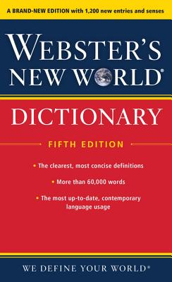 Webster?s New World Dictionary, Fifth Edition, Webster's New World College Dictionaries, Editors of